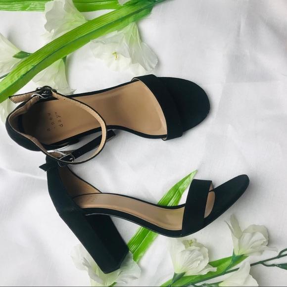 Shoes   Ema Black Heels   Poshmark